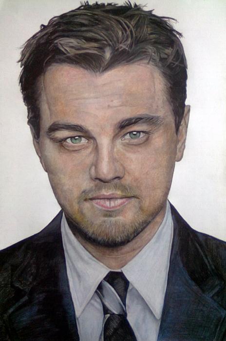Leonardo DiCaprio par ghosthorror